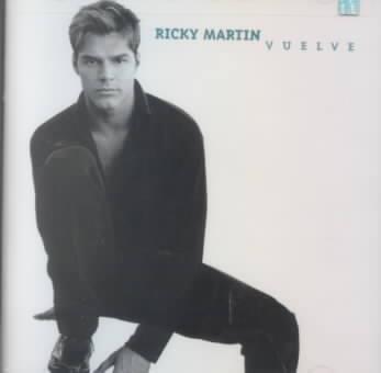 VUELVE BY MARTIN,RICKY (CD)