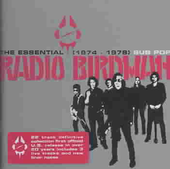 ESSENTIAL RADIO BIRDMAN 1974-1978 BY RADIO BIRDMAN (CD)