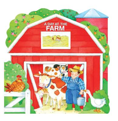 A Day at the Farm By Happy Books